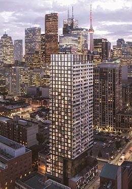 81 Shuter St, Toronto, ON M5B 1B3